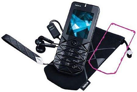 Nokia 7500 Prism Accessoires