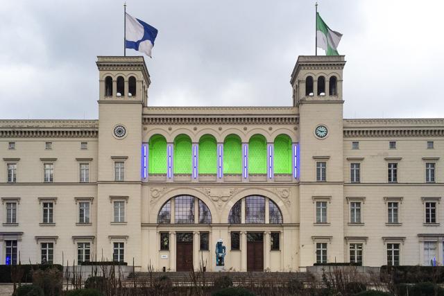 Hamburger Bahnhof exterior