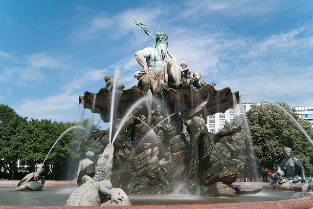 The Most Iconic Fountains of Berlin