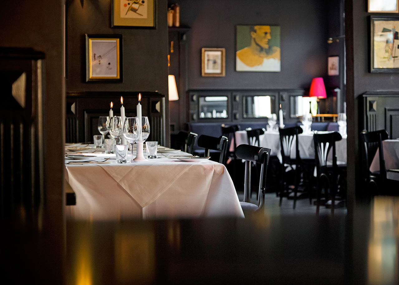 A Festive Restaurant Guide for Berlin