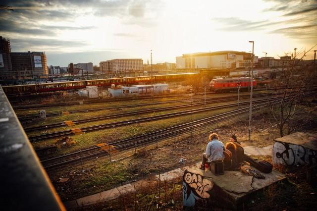 Warschauer Bruecke Berlin