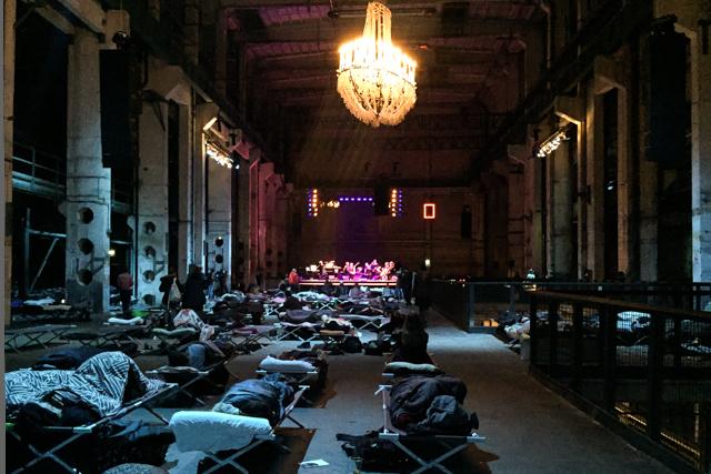 SLEEP: A Special Berlin Sleepover