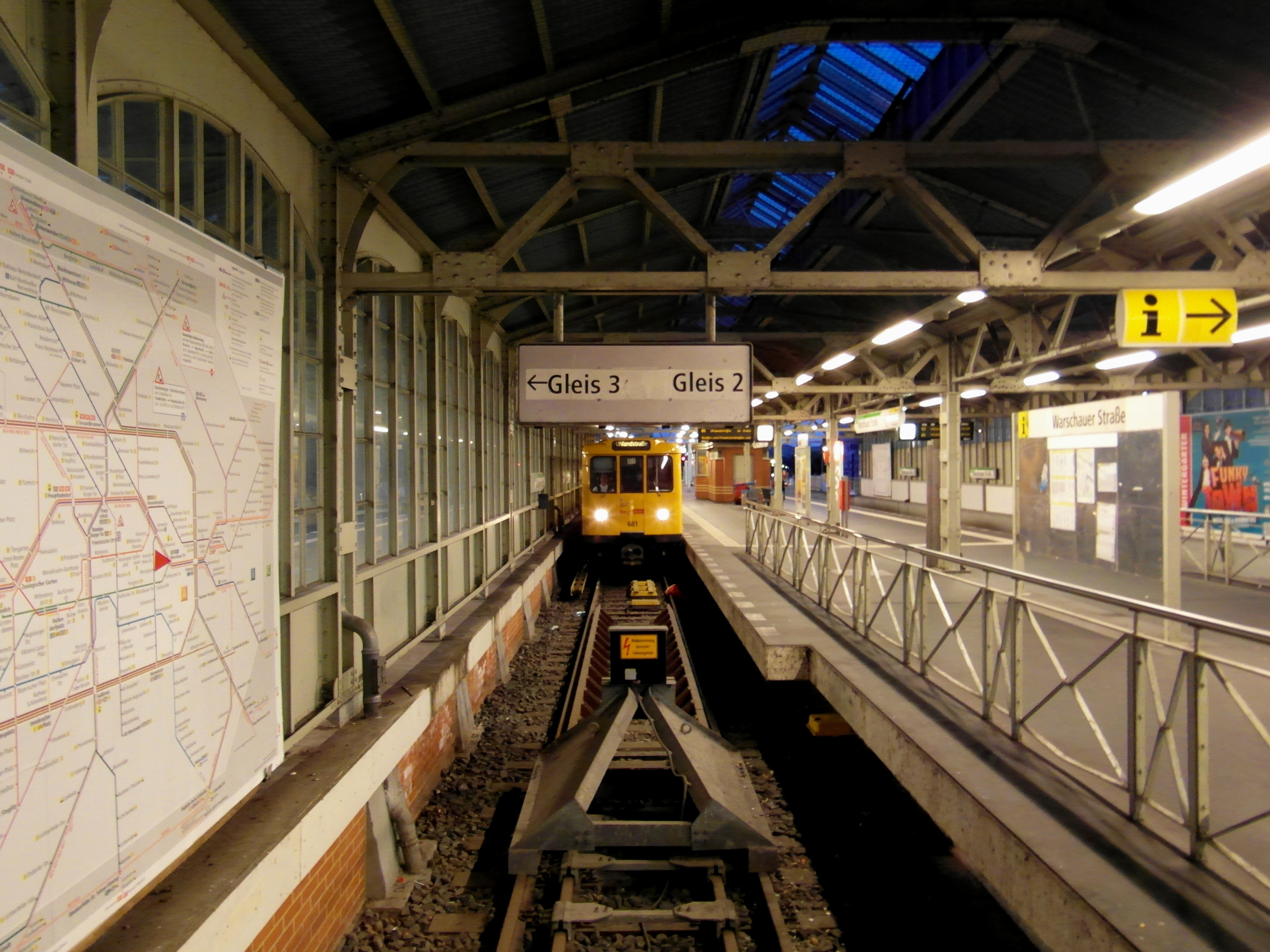 What does your favorite U-Bahn line say about you?