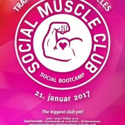Social Muscle Club: Social Bootcamp