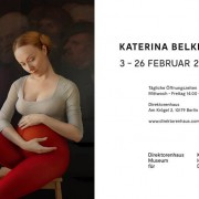 Katerina Belkina Solo Exhibition Vernissage
