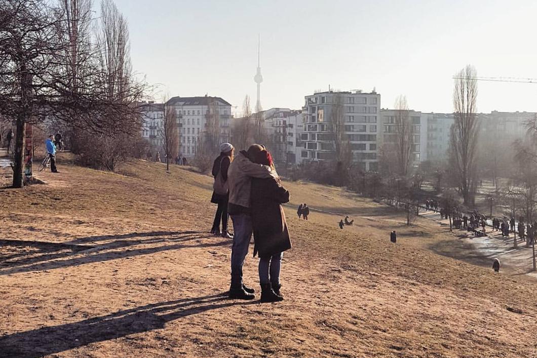 Was Berlin Mir Gegeben Hat