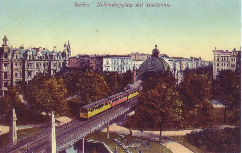 Time Travel Berlin: Historic Views of Schöneberg