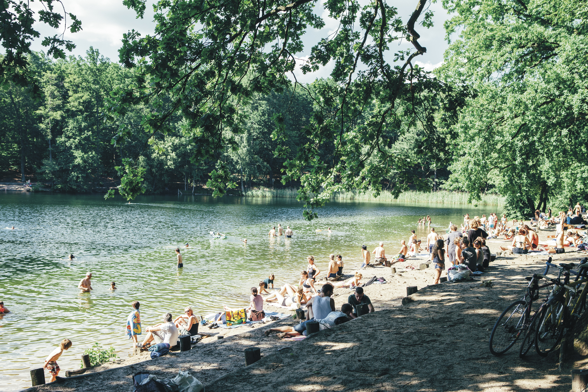 Take Me to the Lakes – Publication of Berlin's Natural Beauty