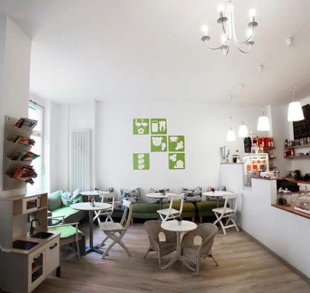 Cafe Milchbart Berlin