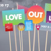 Love out Loud! re:publica 2017 #rp17