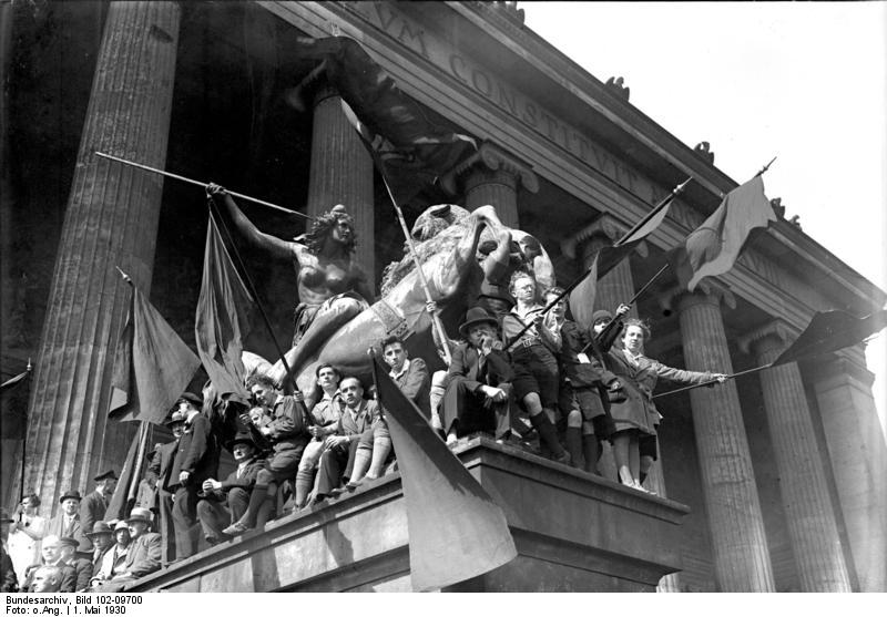 100 Years of History of May Day in Berlin