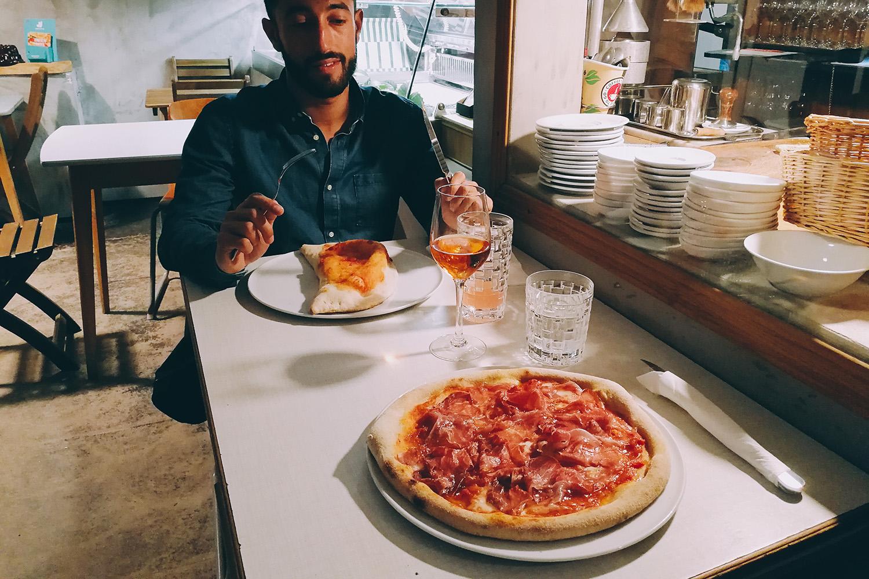 Ein True Italian Pizza Guide für Berlin