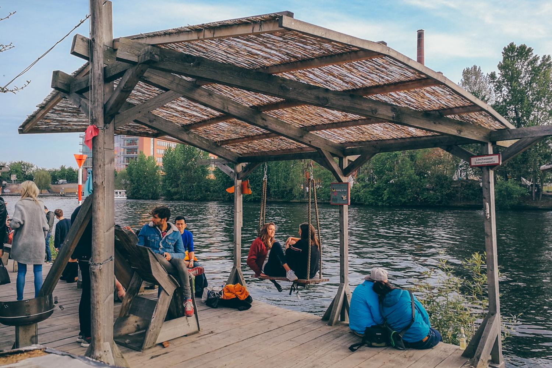 Der Holzmarkt – Berlins einzigartige urbane Oase