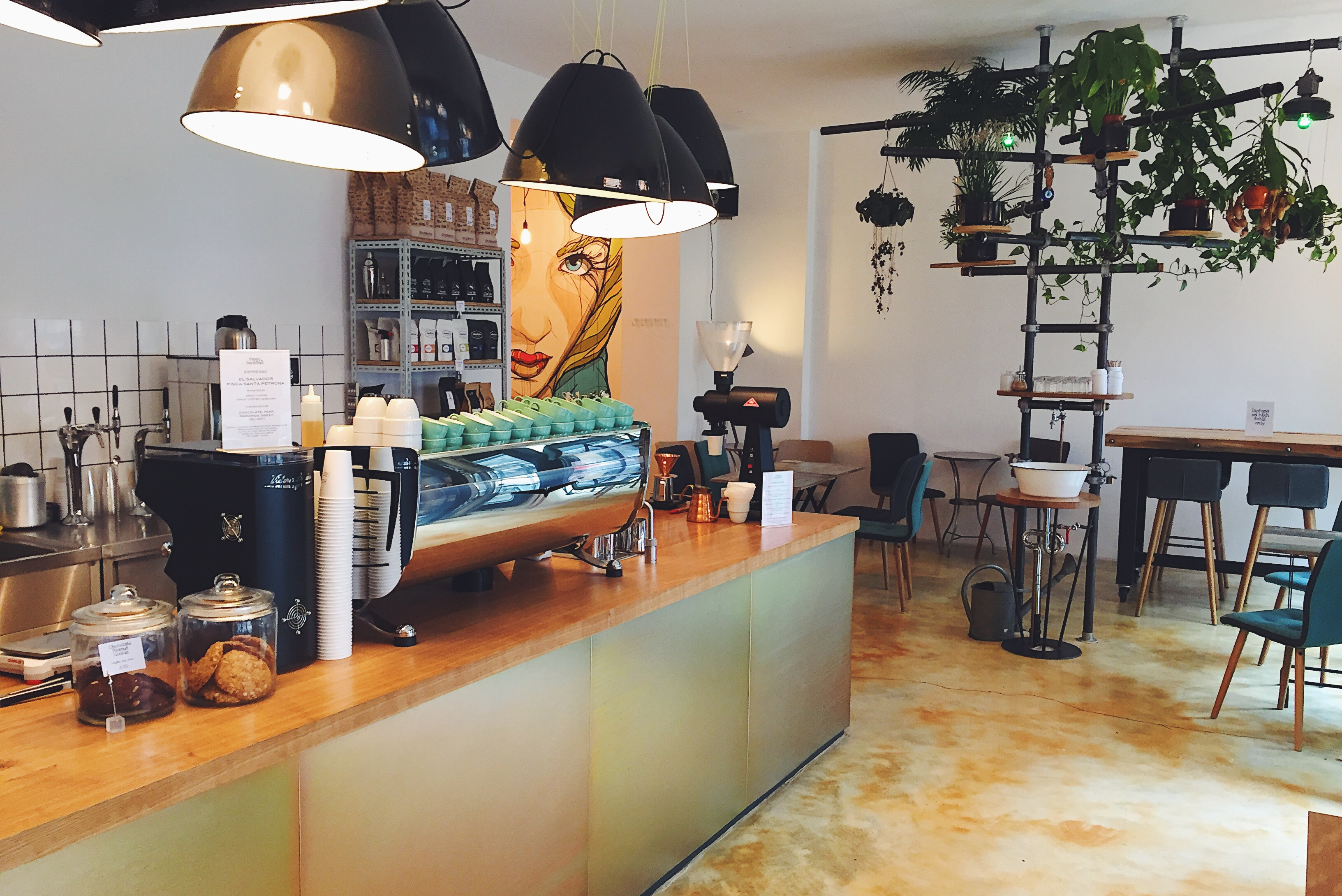 The Best Coffee Places in Friedrichshain