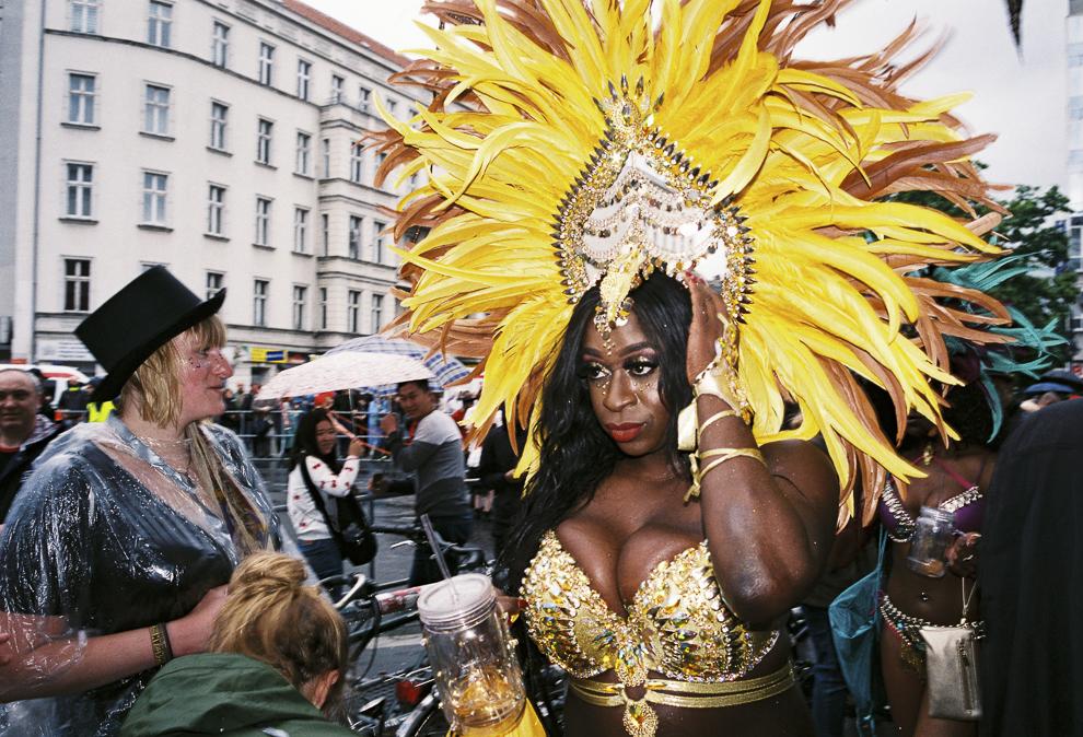Berlin ungeschminkt beim Karneval der Kulturen