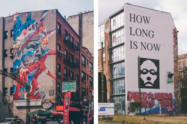 NYC BLN-Murals