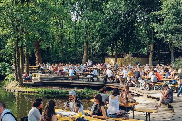 Cafe Am Neuen See Menu