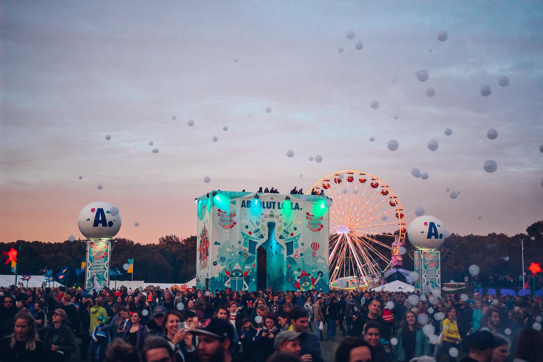 Lollapalooza goes Berlin Horse Race – Festival Impressions