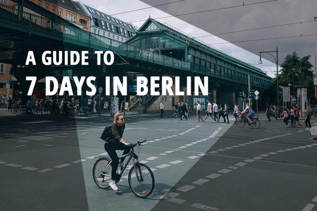 7 Days in Berlin
