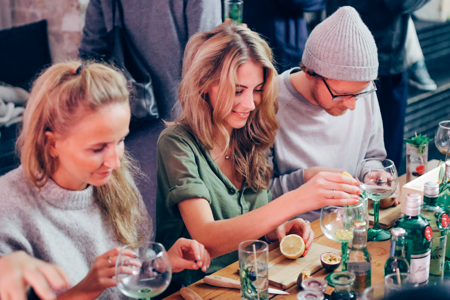 The Tanqueray Drinks Club: Creating Your Own Gin & Tonic