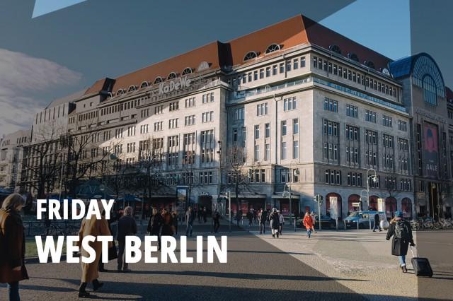 West Berlin Tour