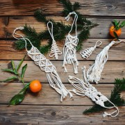 Xmas Macramé Ornament Workshop