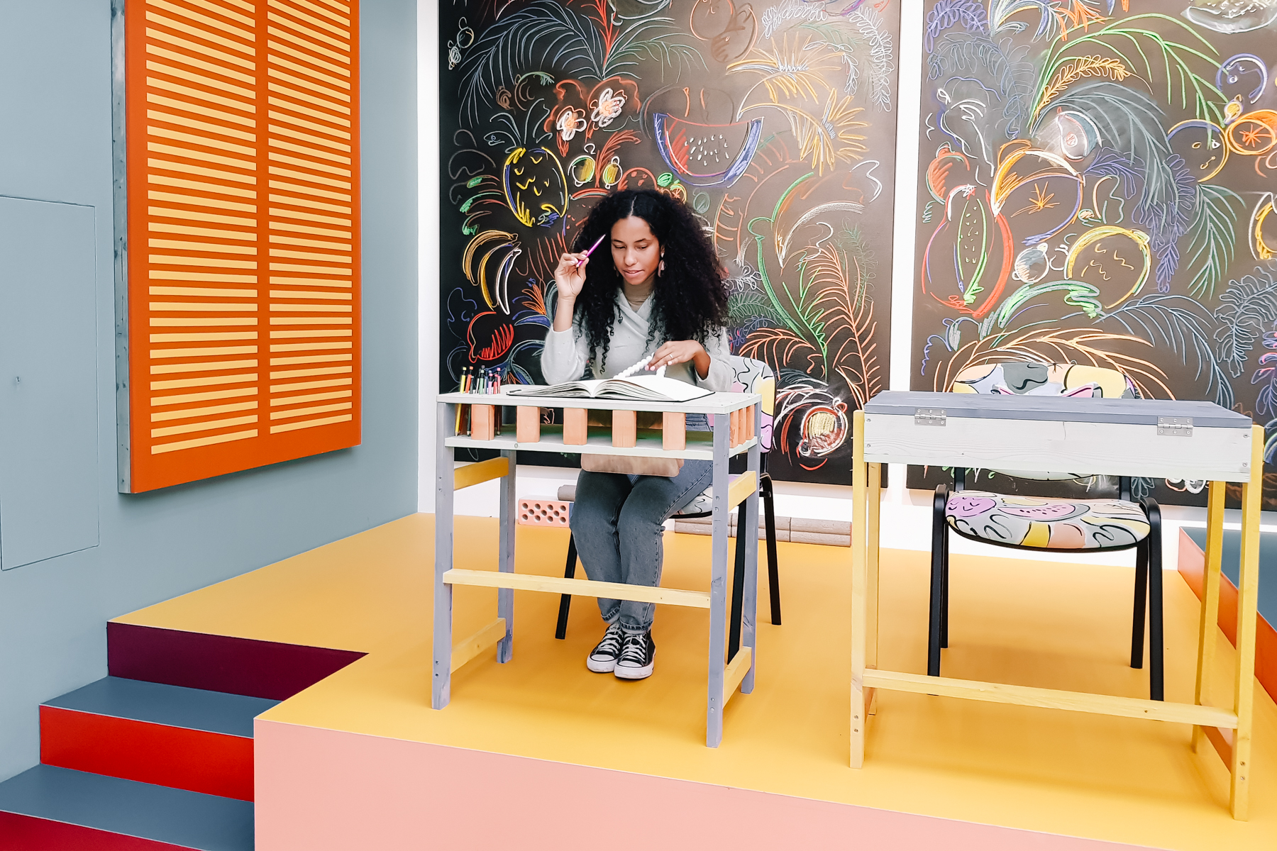 Willkommen in Lateinamerika: Eine Immersive Kunstinstallation
