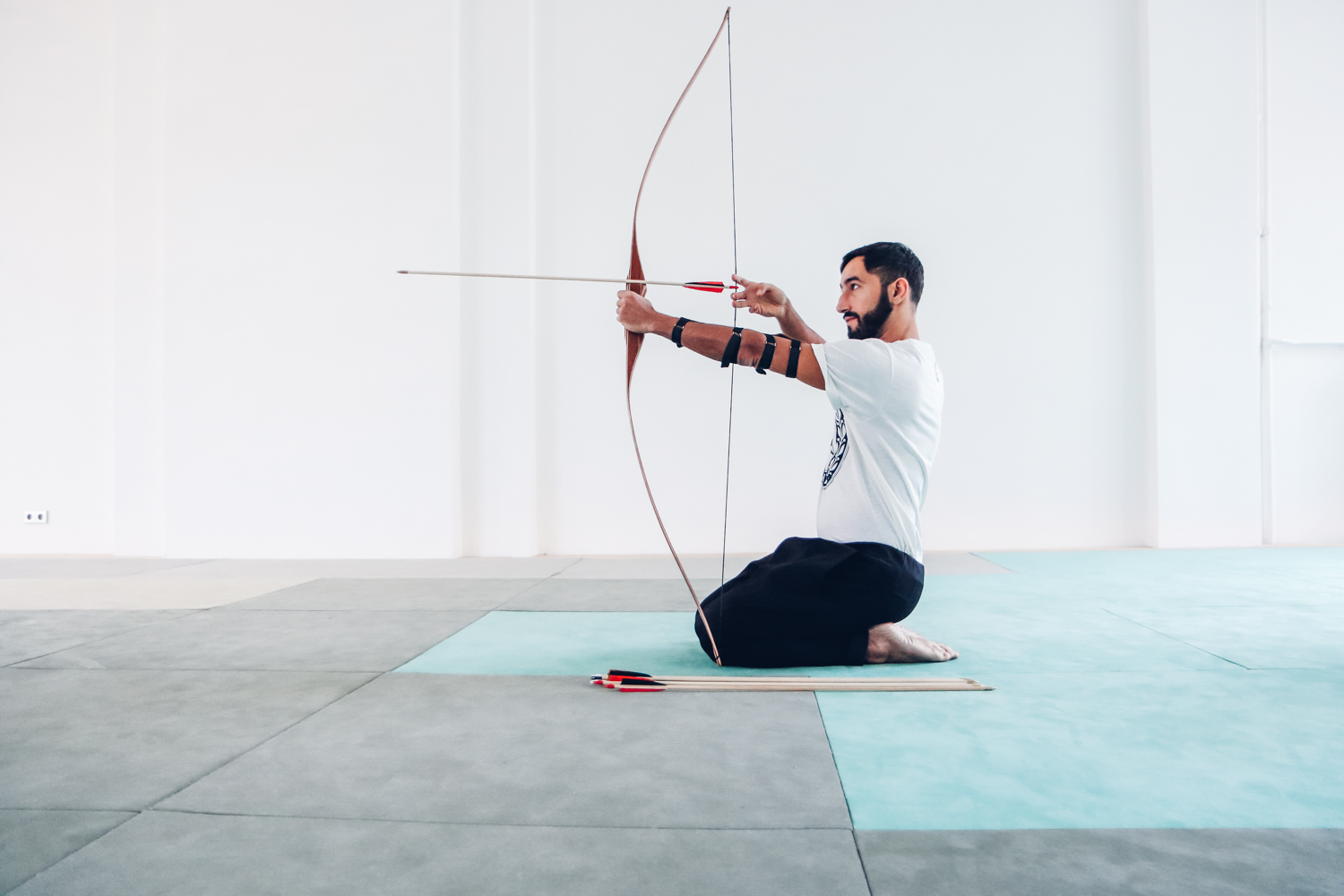 The Art of Intuitive Archery in Berlin Kreuzberg