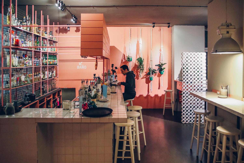la lucha neuinterpretierte mexikanische k che in kreuzberg. Black Bedroom Furniture Sets. Home Design Ideas