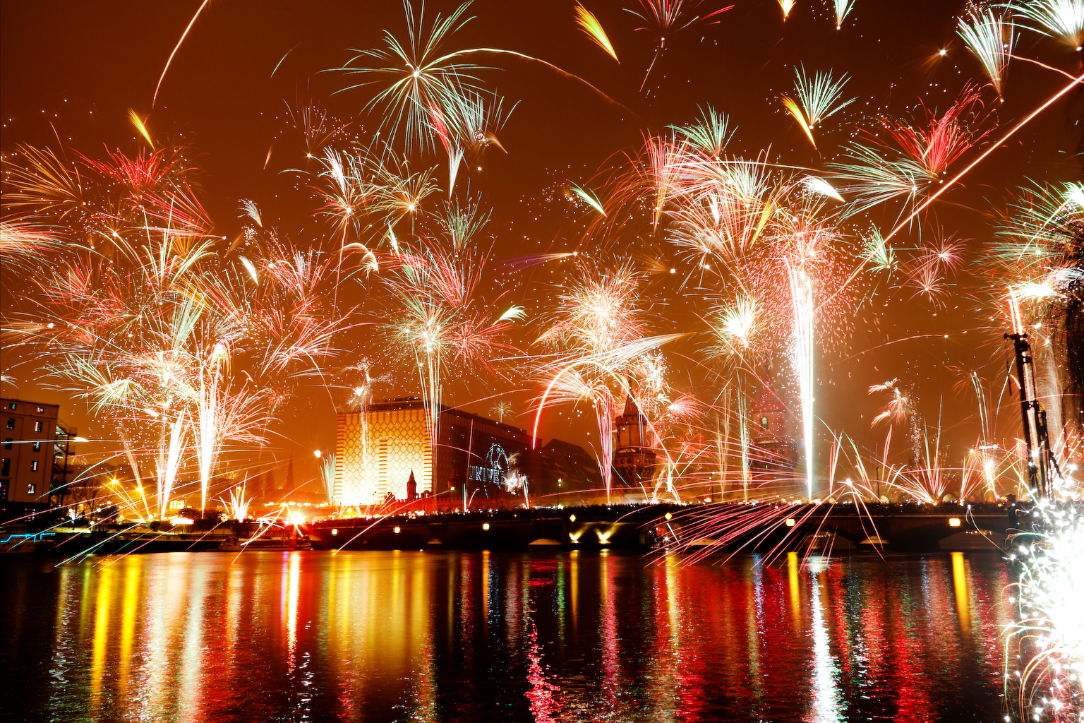 The Ultimate New Year's Eve Guide for Berlin