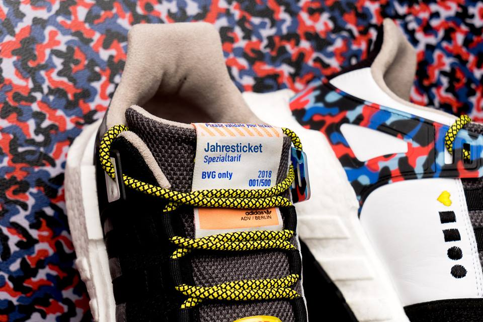 BVG Adidas Sneaker 2