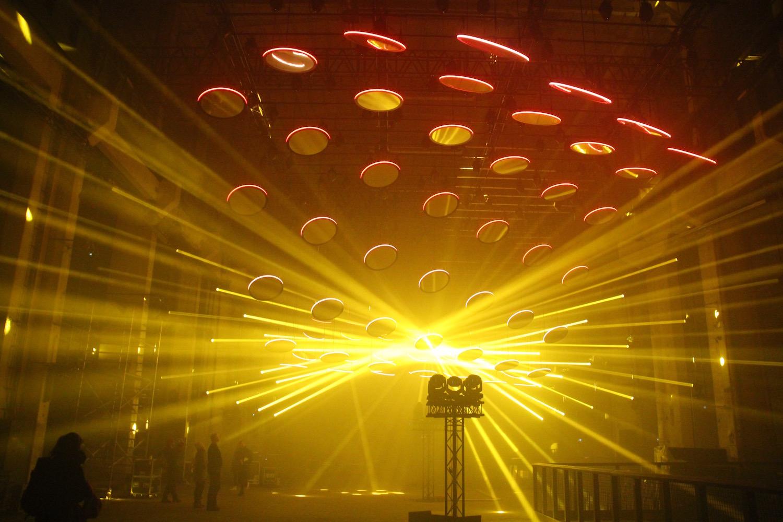 Skalar – A Stunning Audio-Visual Experience at Kraftwerk Berlin