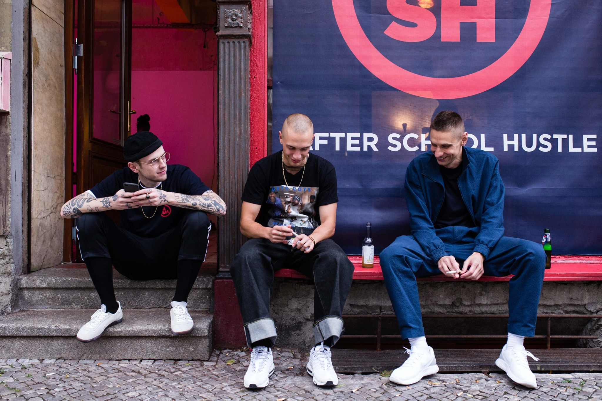 After School Hustle: The Coolest Coaches of Berlin