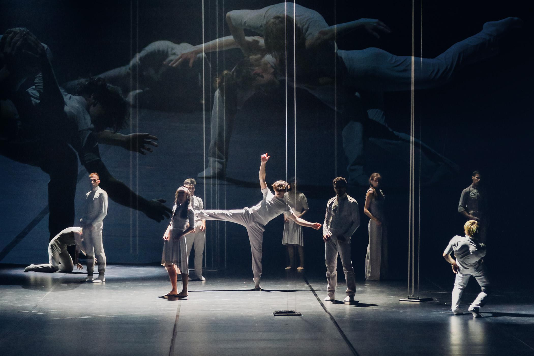 A Puppetry of Dark Ballet at Staatballett Berlin