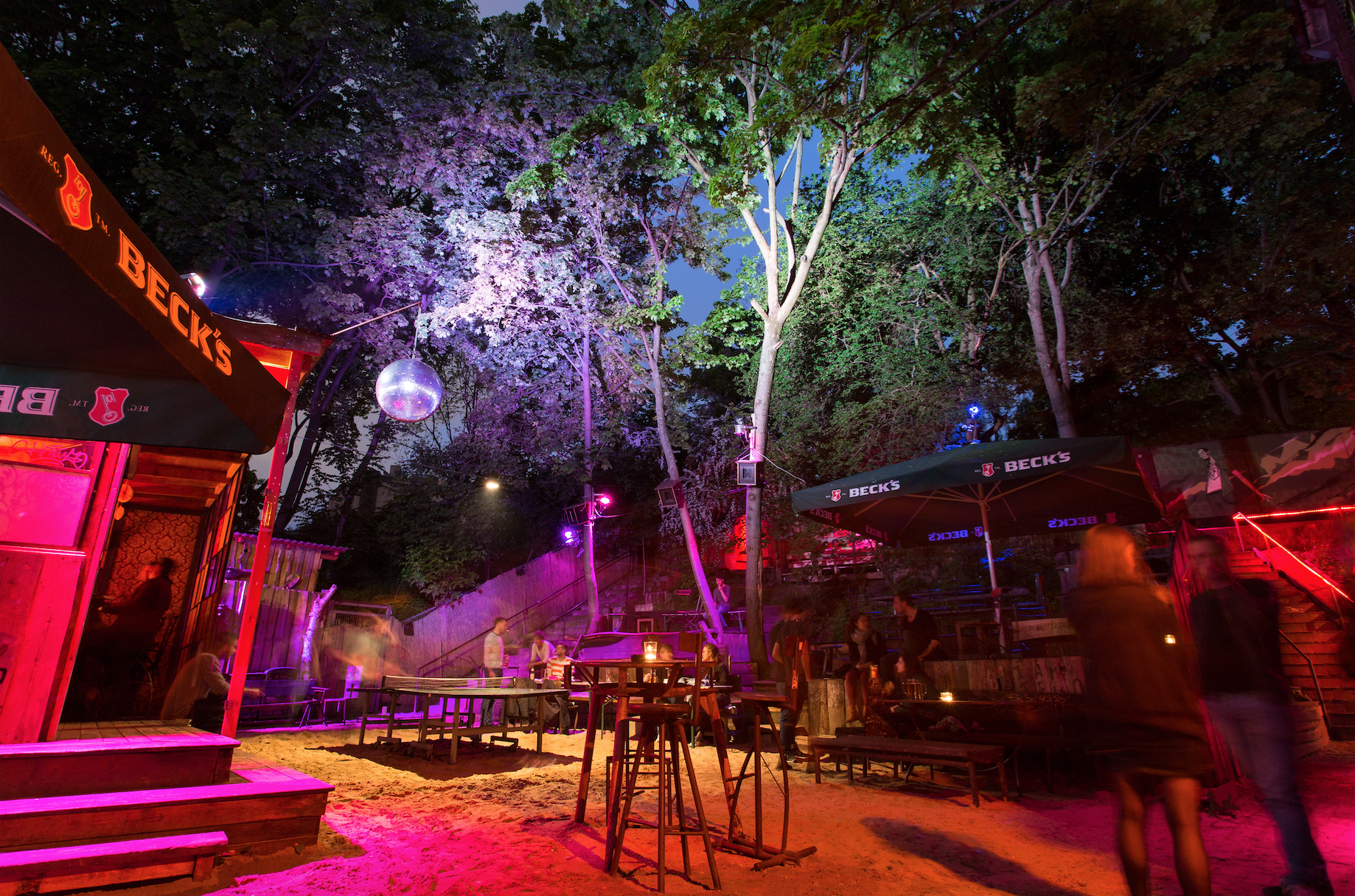 The Most Amazing Open Air Clubs During Berlin Summer