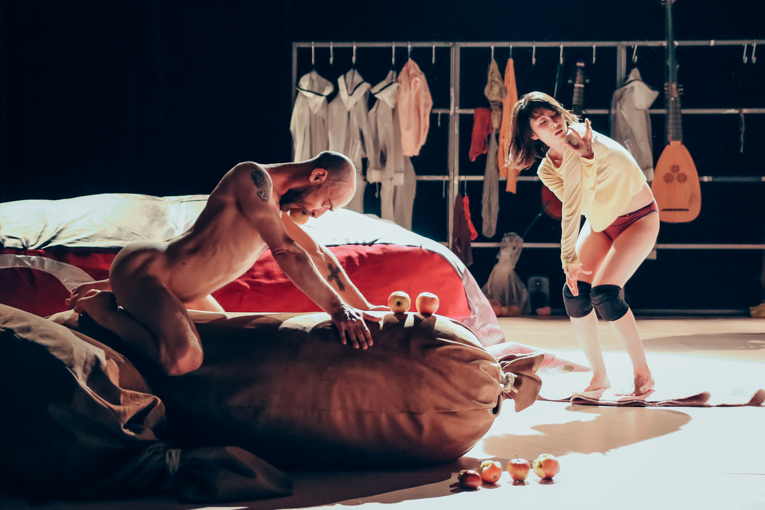 Requiem for a Piece of Meat – When Theater Turns You Vegan