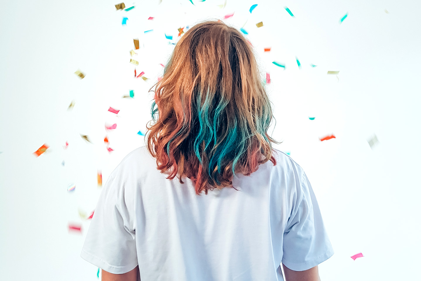 Show Your Pride – A Rainbow in My Hair