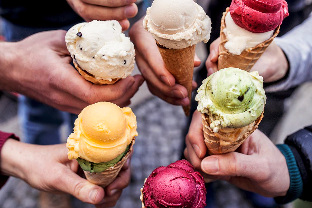The Best Ice Cream Shops in Berlin