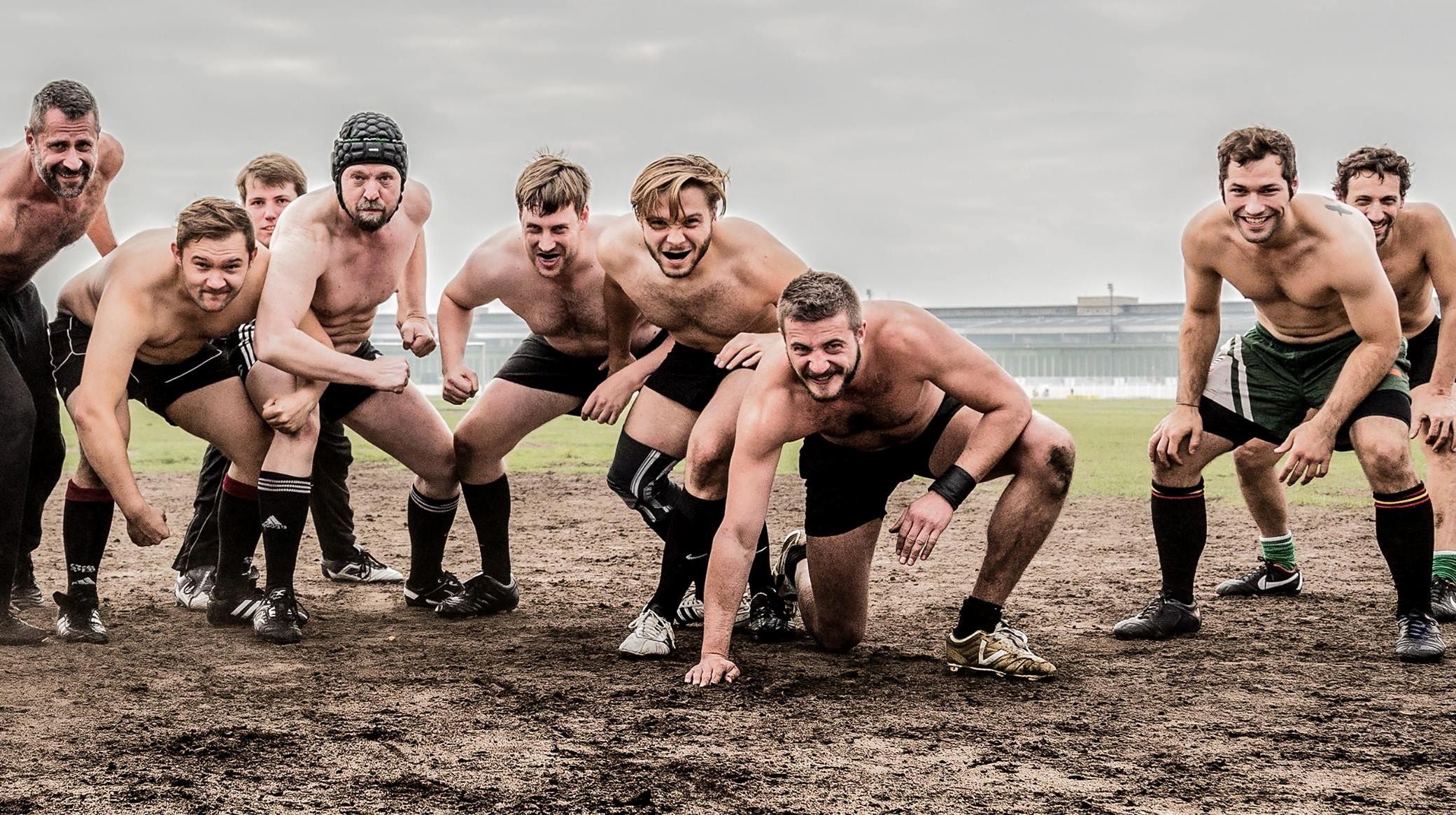 Eine Rugby-Mannschaft die gegen Vorurteile aufs Spielfeld geht
