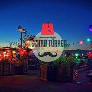 Techno Türken Rooftop Party Vol II // Klunkerkranich