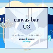 Canvas Bar by Bombay Sapphire