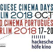 Portuguese Cinema Days in Berlin 2018