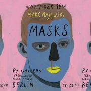 MASKS by Marc Majewski