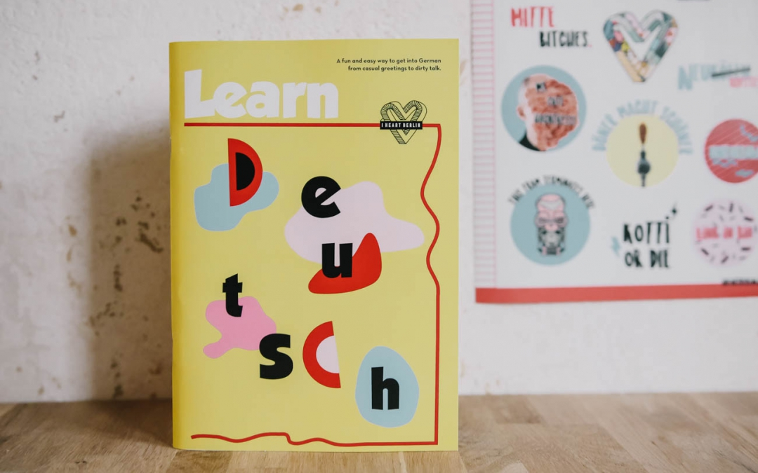 Learn Deutsch with iHeartBerlin: Our New Book