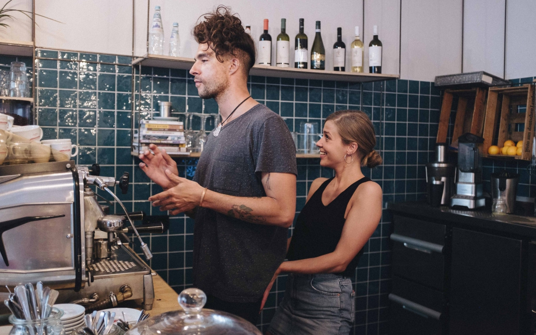 O.A.K. – A Café to Fall in Love with in Neukölln