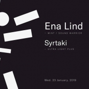 Stray #1 - feat. Ena Lind and Syrtaki