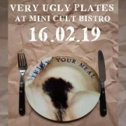 Vernissage: Very Ugly Plates x MINI