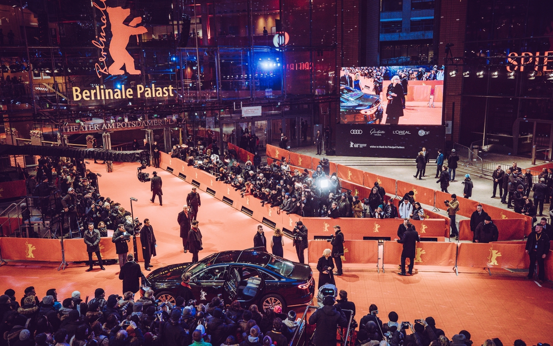 At the Red Carpet of the Berlinale: 8 Event Highlights at the Audi Berlinale Lounge
