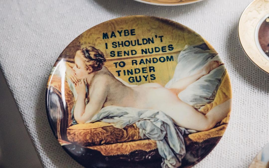 Zu Sexy für Instagram, aber nicht genug für Pornhub: Very Ugly Plates
