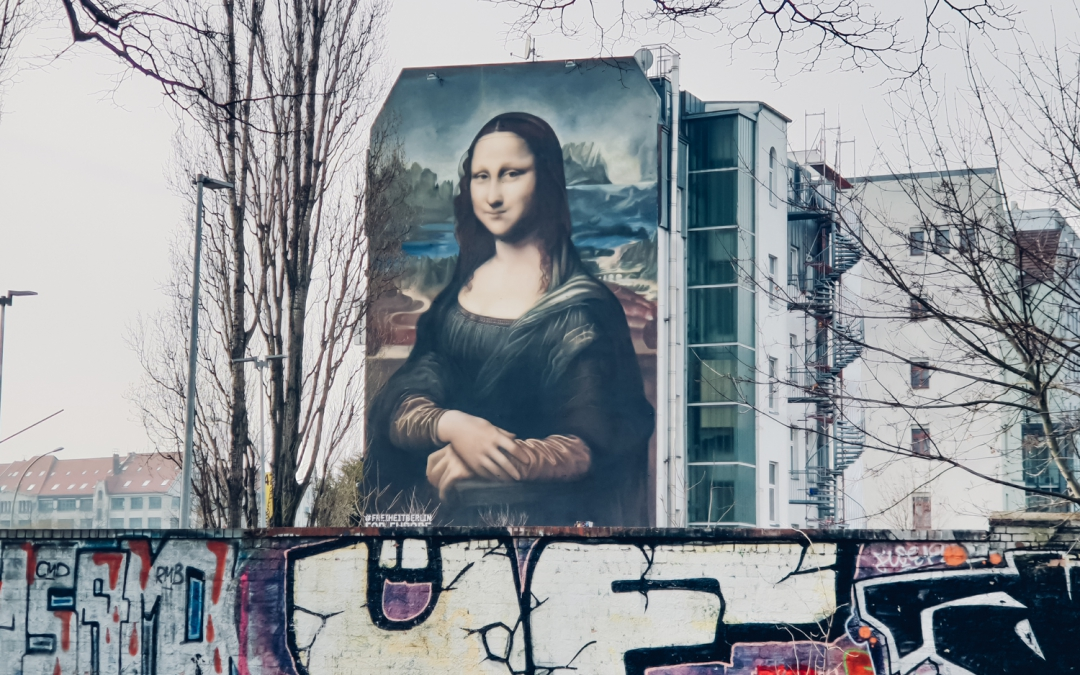 Berlin's Very Own Mona Lisa